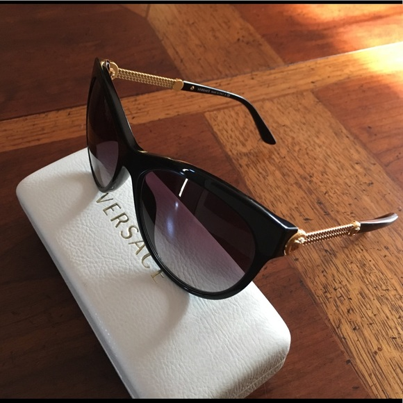 9b926f75c85 Authentic Versace cat eye sunglasses. M 5aea28e42c705dfaf3fa8989. Other  Accessories ...